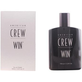 Bellezza Uomo Eau de toilette American Crew Win Edt Vaporizador  100 ml