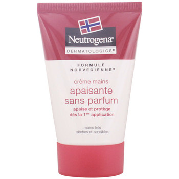 Bellezza Trattamento mani e piedi Neutrogena Crème Mains Apaisante Sans Parfum  50 ml