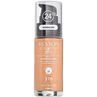 Bellezza Donna Fondotinta & primer Revlon Colorstay Foundation Normal/dry Skin 370-toast  30 ml
