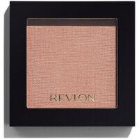 Bellezza Donna Blush & cipria Revlon Powder-blush 6-naughty Nude 5 Gr 5 g