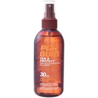 Bellezza Protezione solari Piz Buin Tan & Protect Oil Spray Spf30  150 ml
