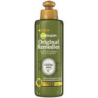 Bellezza Shampoo Garnier Original Remedies Crema Sin Aclarado Oliva Mítica  200 m