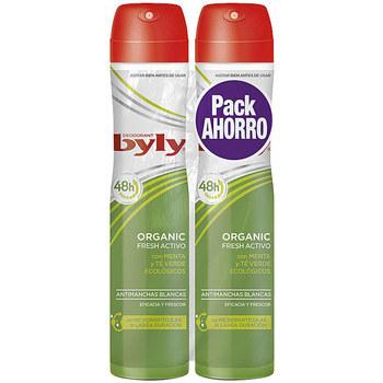 Bellezza Deodoranti Byly Organic Extra Fresh Deo Vaporizador Lote
