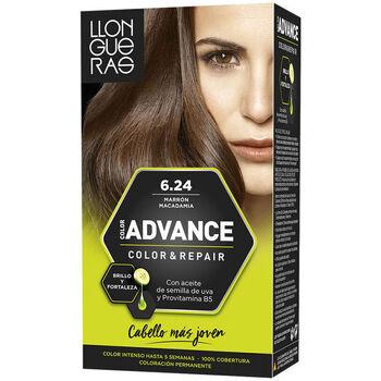 Bellezza Accessori per capelli Llongueras Color Advance 6,24-marrón Macadamia