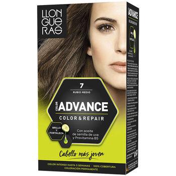 Bellezza Accessori per capelli Llongueras Color Advance 7-rubio Medio 1 u