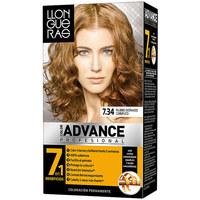 Bellezza Accessori per capelli Llongueras Color Advance 7,34-rubio Dorado Cobrizo 1 u