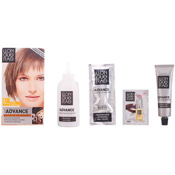 Bellezza Accessori per capelli Llongueras Color Advance 8,1-rubio Claro Ceniza 1 u
