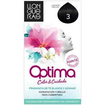 Bellezza Accessori per capelli Llongueras Optima Hair Colour 3-dark Brown 1 u