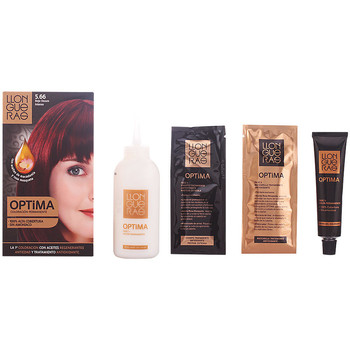 Bellezza Accessori per capelli Llongueras Optima Hair Colour 5.66-deep Intense Red 1 u