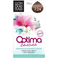 Bellezza Accessori per capelli Llongueras Optima Hair Colour 7.24-almond Blond