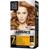 Bellezza Donna Accessori per capelli Llongueras Color Advance 7,43-cobrizo Medio Dorado