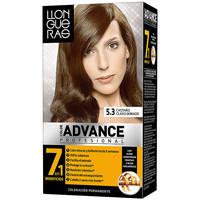 Bellezza Donna Accessori per capelli Llongueras Color Advance 5,3 Castaño Claro Dorado 1 u
