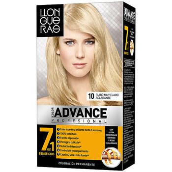 Bellezza Donna Accessori per capelli Llongueras Color Advance 10-rubio Muy Claro Aclarante 1 u