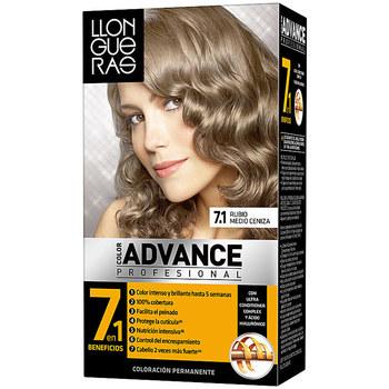 Bellezza Accessori per capelli Llongueras Color Advance 7,1-rubio Ceniza 1 u