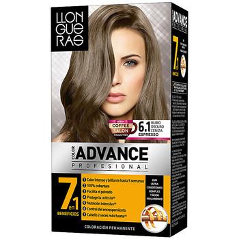 Bellezza Accessori per capelli Llongueras Color Advance 6,1-rubio Oscuro Ceniza 1 u