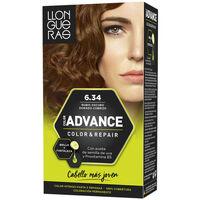 Bellezza Accessori per capelli Llongueras Color Advance 6,34-rubio Oscuro Dorado Cobrizo 1 u