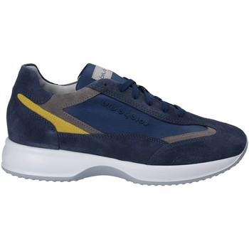 Scarpe Uomo Sneakers basse Byblos Blu 672053 Sneakers Uomo Blu Blu