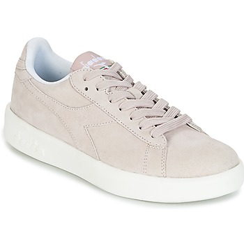 Scarpe Donna Sneakers basse Diadora GAME WIDE NUBE Taupe