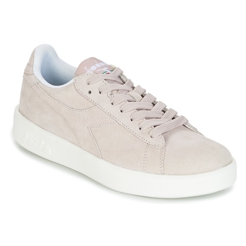 Diadora GAME WIDE NUBE Taupe  Scarpe Sneakers basse Donna 70