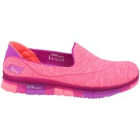 Scarpe Donna Running / Trail Skechers GO Flex Rosa