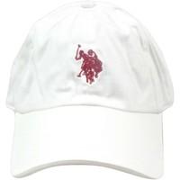 Accessori Uomo Cappellini U.S Polo Assn. U.s. Polo Assn. 45280 55422 101 Cappelli Uomo Bianco Bianco