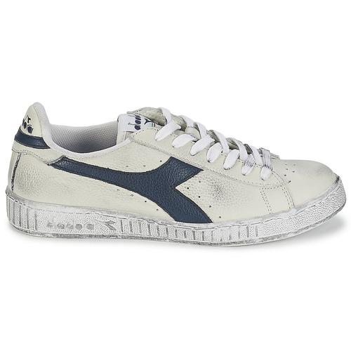 Consegna BiancoBlu Diadora 9000 Scarpe Gratuita Sneakers Low Waxed Basse L Game Ygy76fvIb