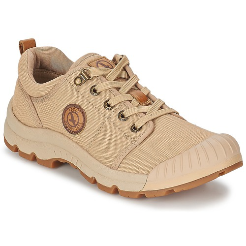 Aigle TENERE LIGHT LOW CVS Sable  Scarpe Sneakers basse Uomo 68