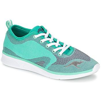 Scarpe Donna Sneakers basse Kangaroos K-LIGHT 8004 Turquoise