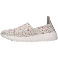 Scarpe Bambina Slip on Dude 130029910K0 Slip On Bambina Bianco Bianco