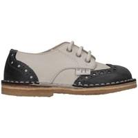 Scarpe Bambino Derby Il Gufo G233 Sneakers Bambino Bianco Bianco