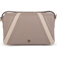 Borse Donna Tracolle Anna Virgili Ines beige