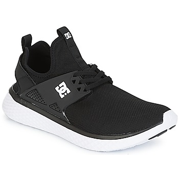 Scarpe Uomo Sneakers basse DC Shoes Meridian M SHOE BKW Nero