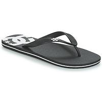 Scarpe Uomo Infradito DC Shoes SPRAY M SNDL BLW Nero / Bianco