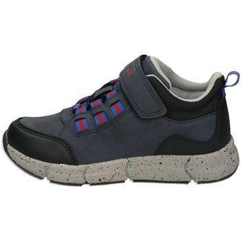 Scarpe Uomo Sneakers basse Lumberjack SB80411 Blu