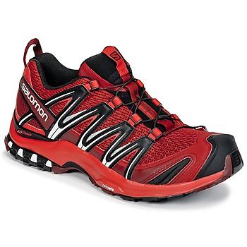Scarpe Uomo Running / Trail Salomon XA PRO 3D Rosso / Nero