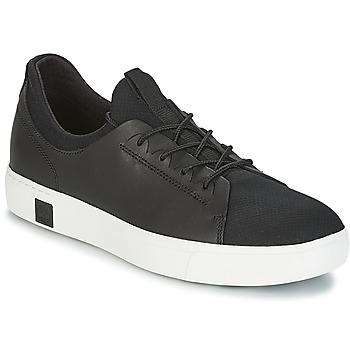 Scarpe Uomo Sneakers basse Timberland AMHERST LTHR LTT SNEAKER Nero