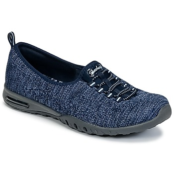 Scarpe Donna Sneakers basse Skechers EASY-AIR IN-MY-DREAMS Blu / MARINE