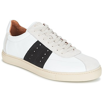 Scarpe Uomo Sneakers basse Selected SHNDURAN NEW MIX SNEAKER Bianco / Marine