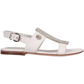 Scarpe Bambina Sandali Blumarine B3624 Sandalo Bambina Bianco Bianco