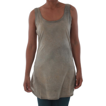 Abbigliamento Donna Top / T-shirt senza maniche Fornarina BILSTON_GOLD Marrón