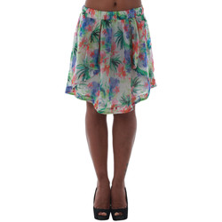 Abbigliamento Donna Gonne Fornarina SIDOINE_BIS_MULTICOLOR Estampado