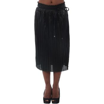 Abbigliamento Donna Gonne Fornarina MARINE_ANTHRACITE Negro