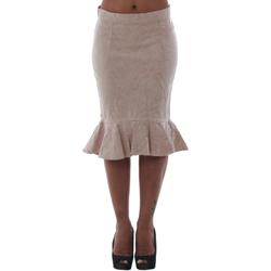 Abbigliamento Donna Gonne Fornarina NADEGE_ROSE Rosa