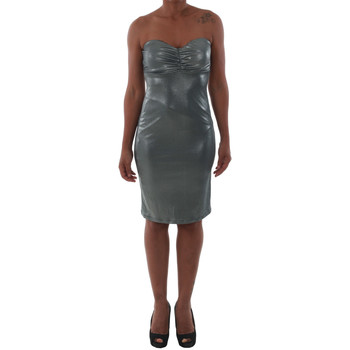 Abbigliamento Donna Abiti corti Fornarina EMILIE_PLUS_SILVER Verde