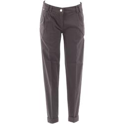 Abbigliamento Donna Chino Fracomina FRA07604 Gris