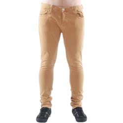 Abbigliamento Uomo Jeans skynny Freesoul DRAKE CATO SENAPE Beige