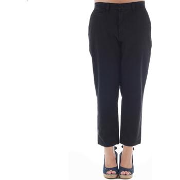Abbigliamento Donna Chino Gas GAS01164 Negro