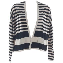 Abbigliamento Donna Gilet / Cardigan Gaudi GAU03302 Beige