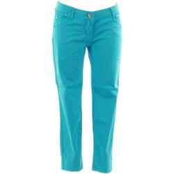 Abbigliamento Donna Pinocchietto Gaudi GAU03381 Azul