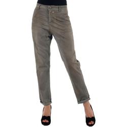 Abbigliamento Donna Chino Miss Sixty MIS01024 Gris